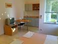 Bedroom - Studio flat AS-6164-b - Apartments Sukošan (Zadar) - 6164