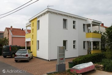 Property Sukošan (Zadar) - Accommodation 6164 - Apartments near sea with pebble beach.