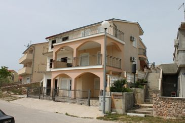 Sveti Petar, Biograd, Property 6169 - Apartments with pebble beach.