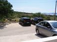 Parking lot Sveti Petar (Biograd) - Accommodation 6174 - Apartments with pebble beach.