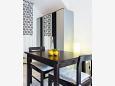 Dining room - Studio flat AS-6184-a - Apartments Kožino (Zadar) - 6184