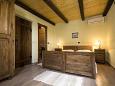 Posedarje, Bedroom 1 u smještaju tipa house, dostupna klima i WIFI.