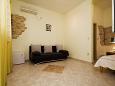 Bedroom - Apartment A-6194-c - Apartments Posedarje (Novigrad) - 6194