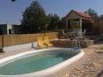 Courtyard Podgradina (Novigrad) - Accommodation 6198 - Apartments with sandy beach.