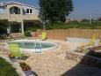 Property Podgradina (Novigrad) - Accommodation 6198 - Apartments with sandy beach.