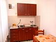 Kitchen - Apartment A-6209-a - Apartments Rovanjska (Paklenica) - 6209