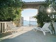 Courtyard Rogoznica (Rogoznica) - Accommodation 6226 - Vacation Rentals near sea with pebble beach.