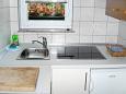 Kitchen - Studio flat AS-6228-a - Apartments Biograd na Moru (Biograd) - 6228