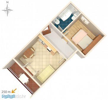 Apartment A-6231-c - Apartments Srima - Vodice (Vodice) - 6231