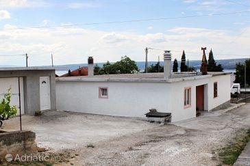 Property Posedarje (Novigrad) - Accommodation 6240 - Apartments near sea with pebble beach.