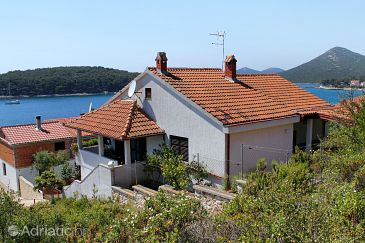 Property Brgulje (Molat) - Accommodation 6243 - Apartments near sea.