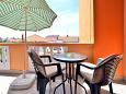 Balcony 1 - Apartment A-6268-c - Apartments Zadar - Diklo (Zadar) - 6268
