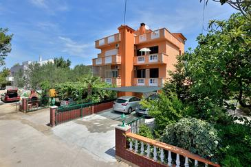 Property Zadar - Diklo (Zadar) - Accommodation 6268 - Apartments with pebble beach.
