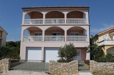 Property Povljana (Pag) - Accommodation 6296 - Apartments with sandy beach.