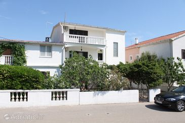 Povljana, Pag, Property 6297 - Apartments with sandy beach.