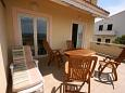 Terrace - Apartment A-6309-a - Apartments and Rooms Mandre (Pag) - 6309