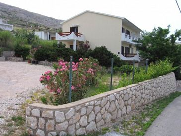 Property Pag (Pag) - Accommodation 6316 - Apartments in Croatia.