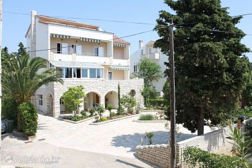 Property Novalja (Pag) - Accommodation 6317 - Apartments near sea with pebble beach.