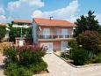 Property Novalja (Pag) - Accommodation 6318 - Apartments with pebble beach.