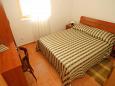 Petrčane, Bedroom 1 u smještaju tipa apartment, WIFI.