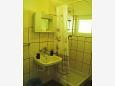 Bathroom 1 - Apartment A-634-a - Apartments Viganj (Pelješac) - 634