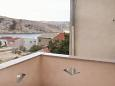 Terrace - Apartment A-6351-c - Apartments Metajna (Pag) - 6351