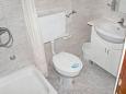 Bathroom 2 - Apartment A-6351-f - Apartments Metajna (Pag) - 6351