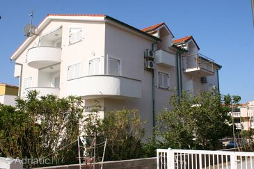 Property Povljana (Pag) - Accommodation 6360 - Apartments near sea with pebble beach.