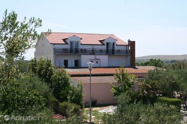 Property Povljana (Pag) - Accommodation 6362 - Apartments and Rooms near sea.