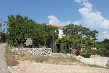 Property Uvala Dražica (Pag) - Accommodation 6366 - Apartments with pebble beach.