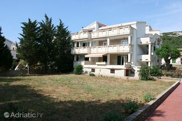 Property Stara Novalja (Pag) - Accommodation 6375 - Apartments near sea.