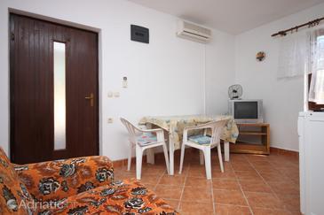 Vidalići, Dining room u smještaju tipa apartment, dostupna klima i dopusteni kucni ljubimci.