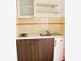 Kitchen - Studio flat AS-6379-b - Apartments Metajna (Pag) - 6379