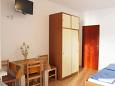 Bedroom - Studio flat AS-6379-b - Apartments Metajna (Pag) - 6379