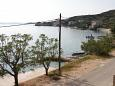 Terrace - view - Studio flat AS-6379-b - Apartments Metajna (Pag) - 6379