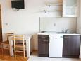 Kitchen - Studio flat AS-6379-d - Apartments Metajna (Pag) - 6379