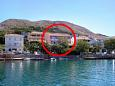 Property Metajna (Pag) - Accommodation 6379 - Apartments near sea with pebble beach.