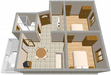 Apartment A-640-a - Apartments Orebić (Pelješac) - 640