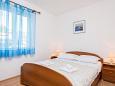 Orebić, Bedroom 2 u smještaju tipa apartment, dopusteni kucni ljubimci i WIFI.