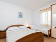 Bedroom - Apartment A-640-c - Apartments Orebić (Pelješac) - 640
