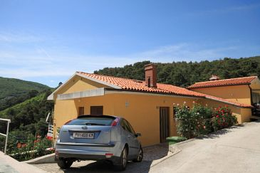 Property Rabac (Labin) - Accommodation 6414 - Apartments with pebble beach.