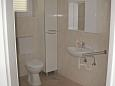 Bathroom - Apartment A-6418-c - Apartments Mandre (Pag) - 6418