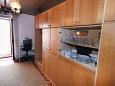 Metajna, Living room u smještaju tipa apartment, dostupna klima i dopusteni kucni ljubimci.