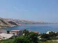 Terrace - view - Apartment A-6423-b - Apartments Metajna (Pag) - 6423