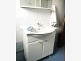 Bathroom - Studio flat AS-6425-c - Apartments Metajna (Pag) - 6425