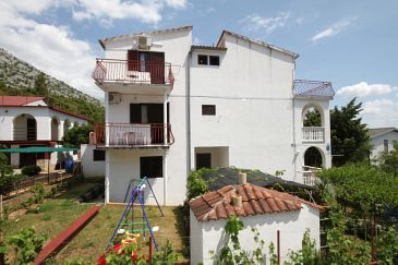 Property Starigrad (Paklenica) - Accommodation 6431 - Apartments in Croatia.