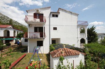 Obiekt Starigrad (Paklenica) - Zakwaterowanie 6431 - Apartamenty w Chorwacji.