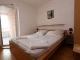 Bedroom - Apartment A-6432-e - Apartments Novalja (Pag) - 6432