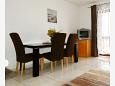 Dining room - Apartment A-6447-a - Apartments and Rooms Pirovac (Šibenik) - 6447