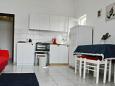Kitchen - Apartment A-6447-d - Apartments and Rooms Pirovac (Šibenik) - 6447